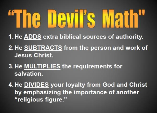 Devils Math