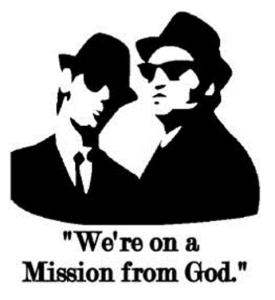 Blues Brothers - Mission from God